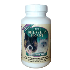 BYS Brewer Yeast 125g (250's Tablet)