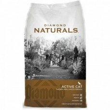 Diamond Naturals Active Cat 8Kg