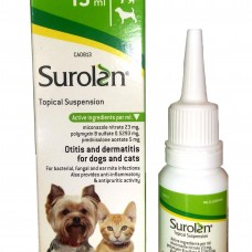 Surolan Ear Drops